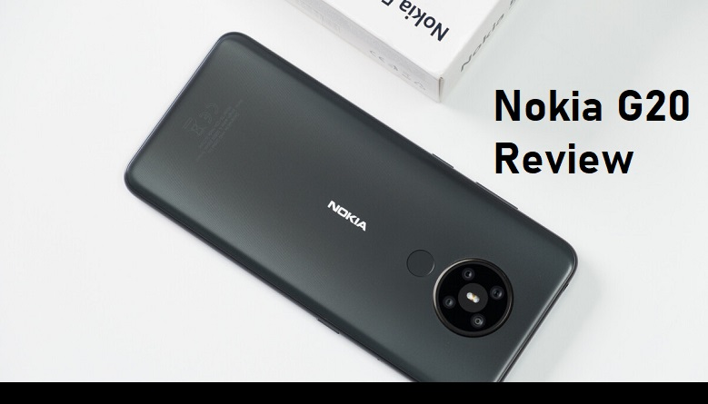 Nokia G20 Review and Specifications