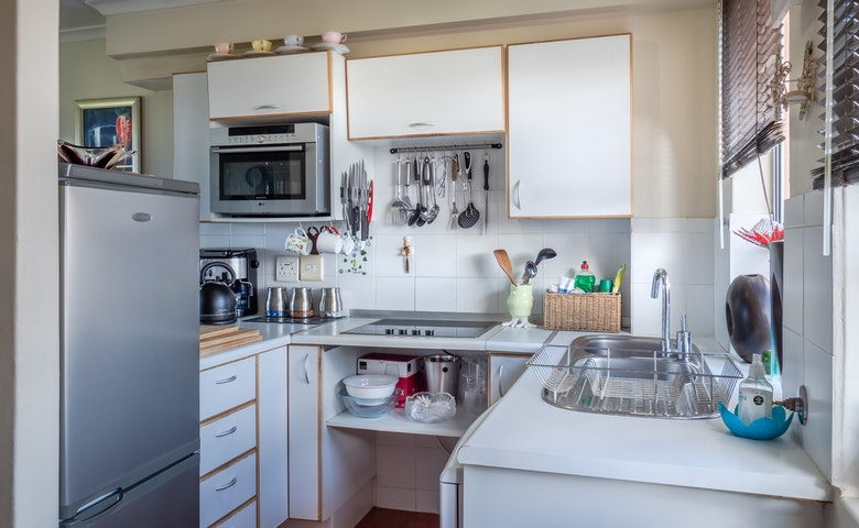 Ways to Consolidate Space in Small Kitchen Floorplans